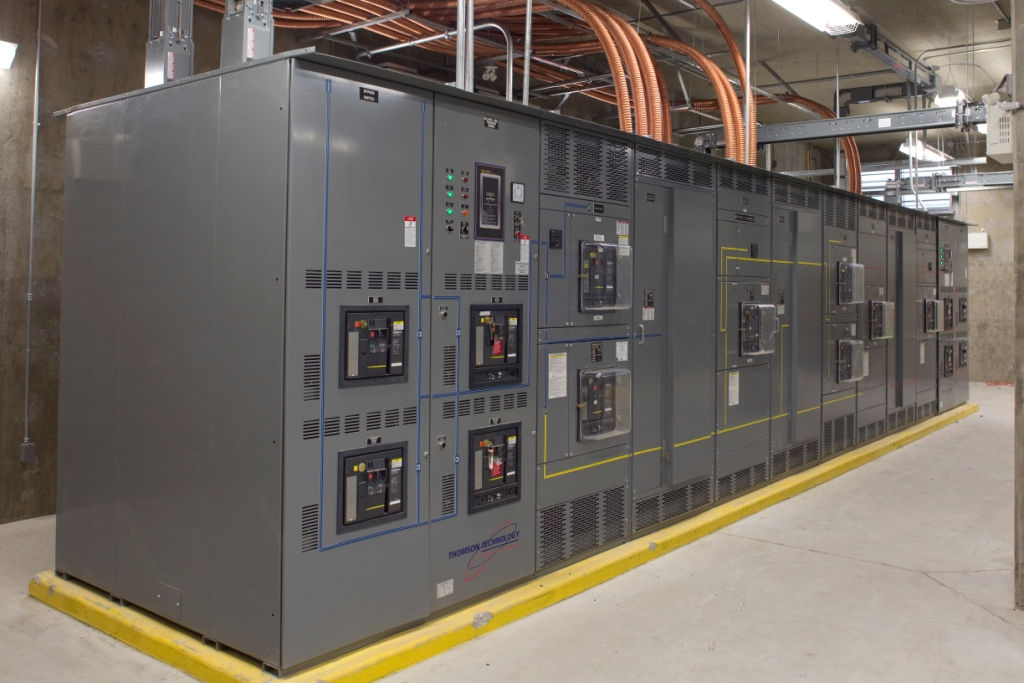 RIH Electrical Room