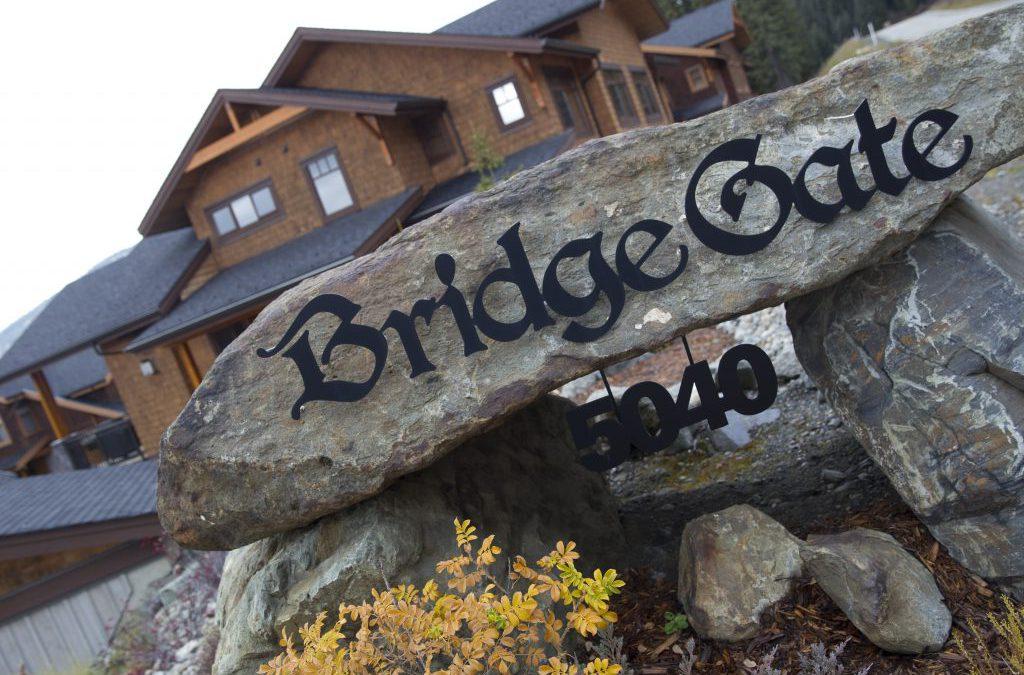 Bridge Gate, Sun Peaks