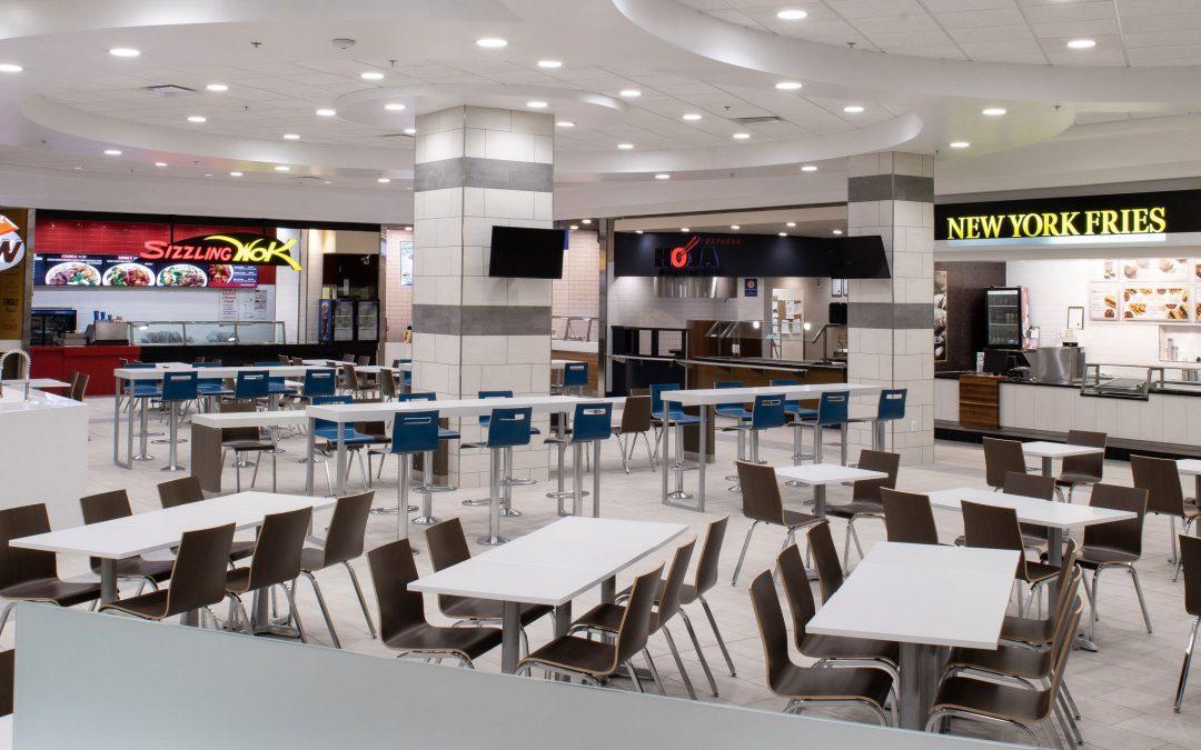 Aberdeen Mall Food Court