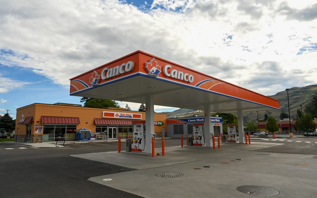 CANCO Gas Station